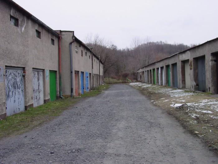 Prodej garáž Slezská Ostrava
