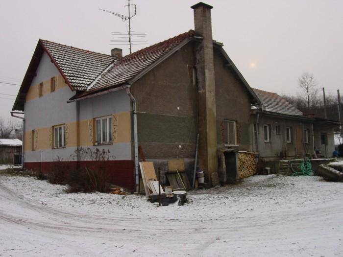 Prodej rodinný dům Sedlnice