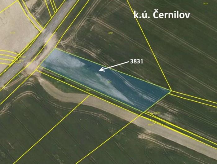 Prodej pozemek Černilov