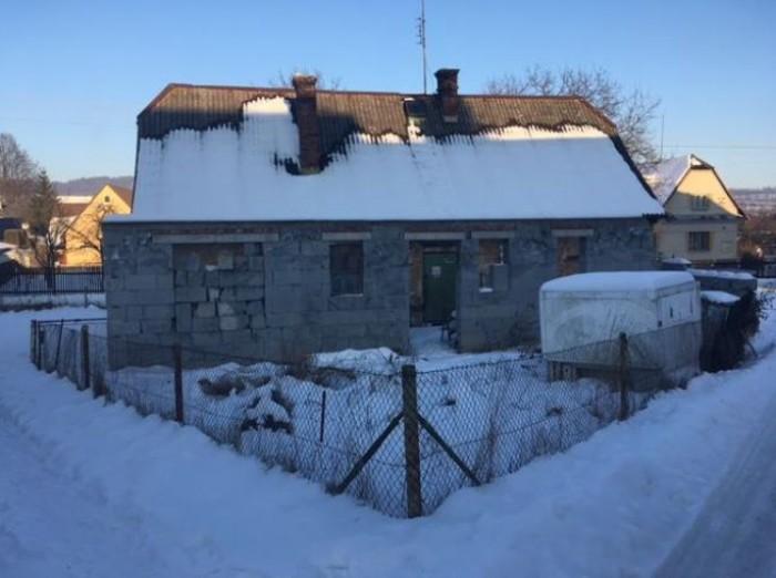 Prodej rodinný dům Horní Libina