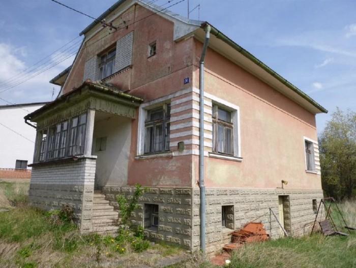 Prodej rodinný dům Prostiboř