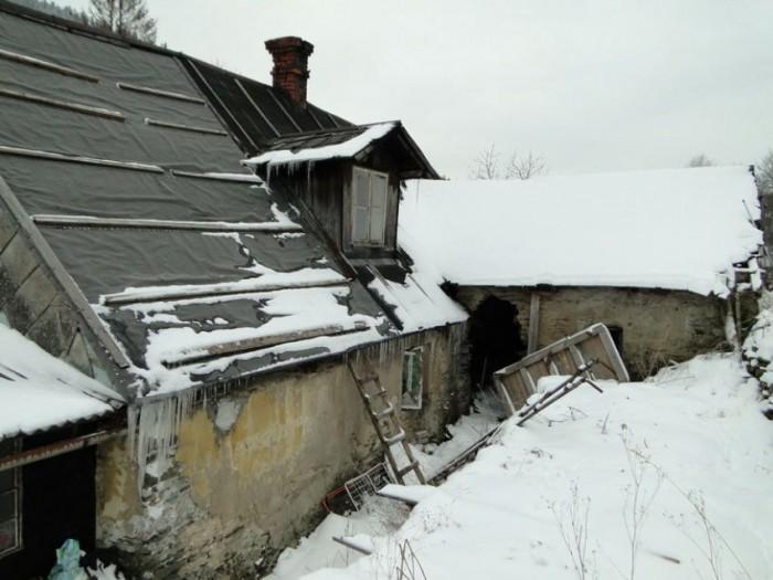 Prodej rodinný dům Spálené