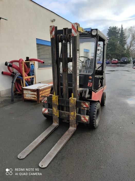 Prodej stroje a výrobní technika Mariánské Hory